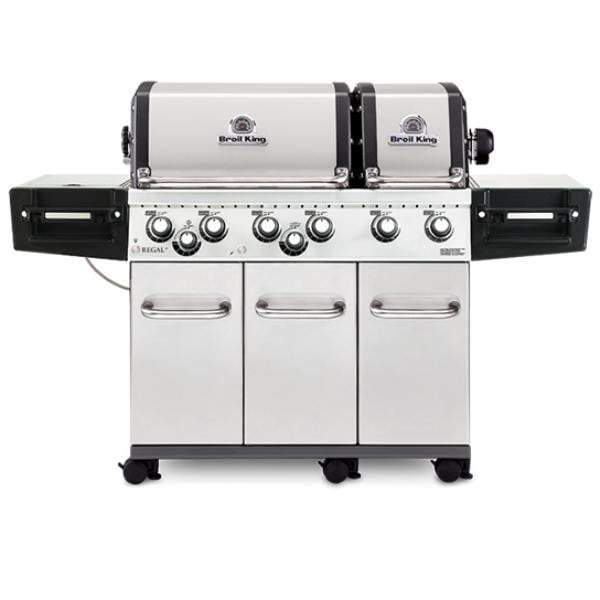 Broil King REGAL™ XLS PRO Stainless Steel GRILL