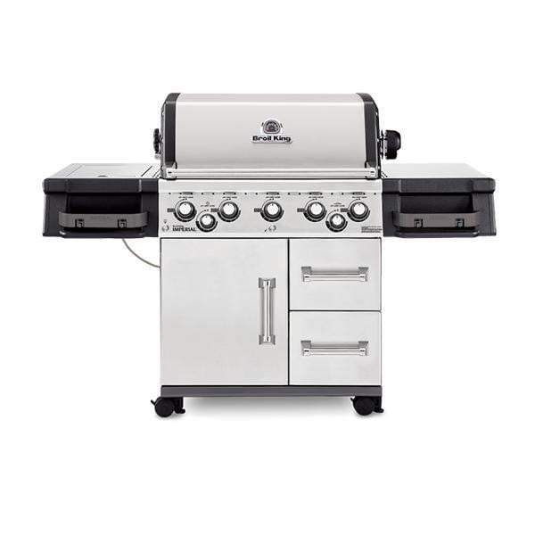 Broil King Imperial 590 Grill (Natural Gas or Propane) - Parker Gwen