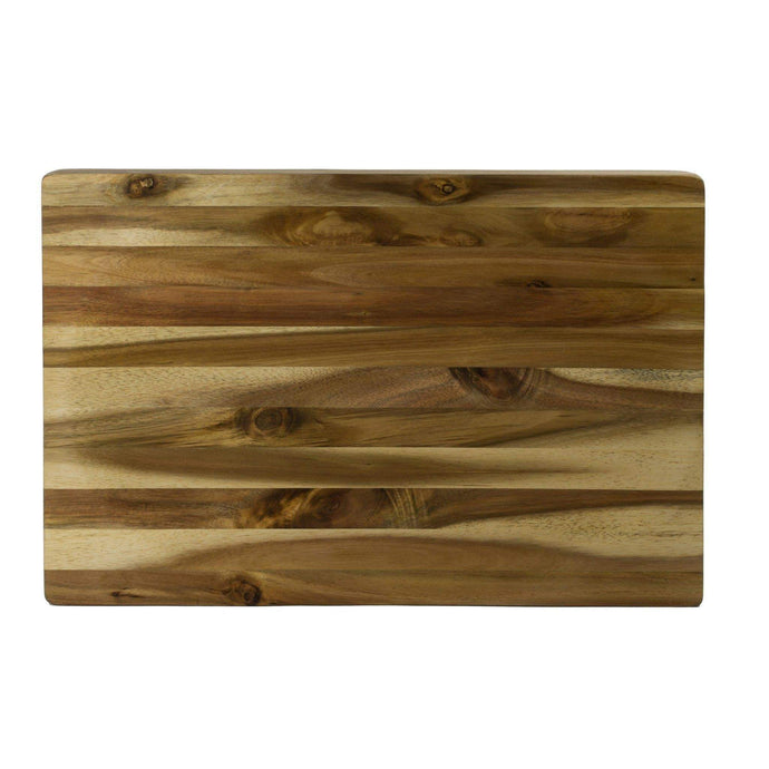 GRIPPERWOOD ACACIA CONCAVE & GRILLING CUTTING BOARD: Acacia - Parker Gwen
