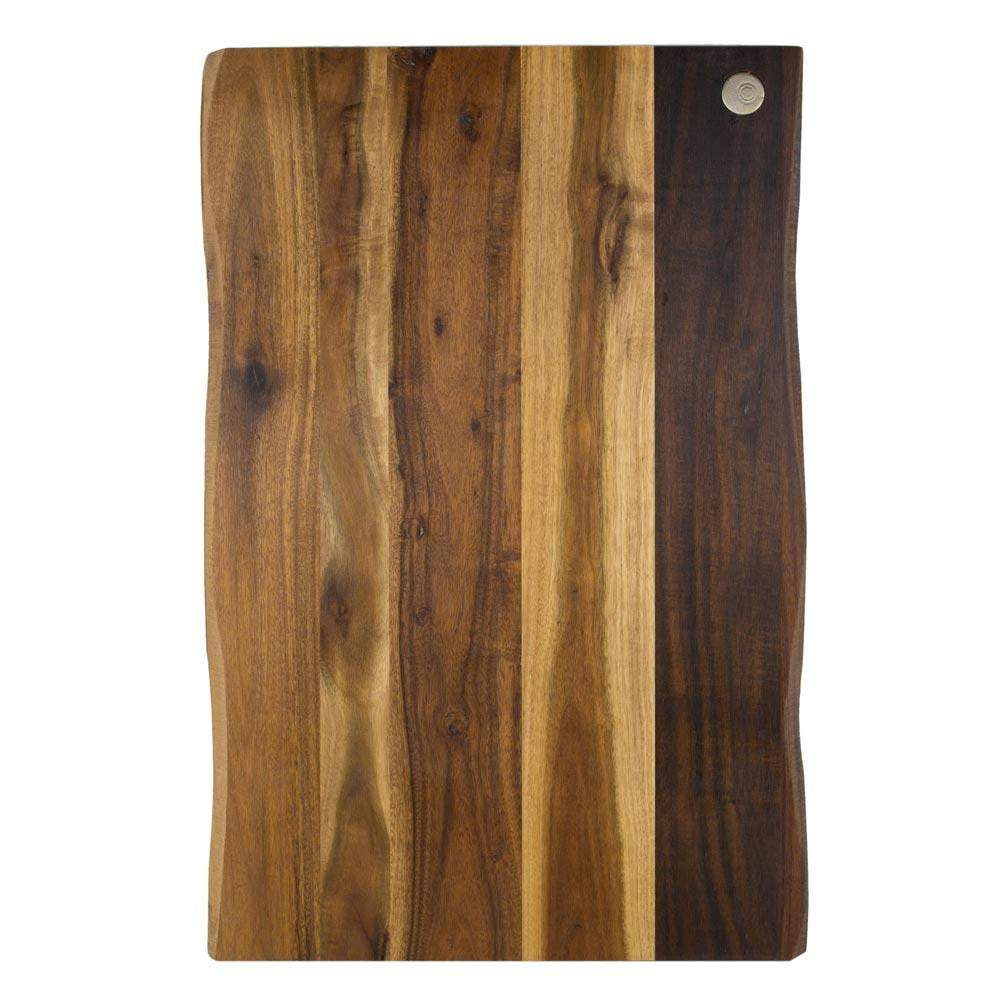 GRIPPERWOOD RAW EDGE ACACIA CUTTING BOARD - Parker Gwen