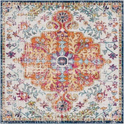 Updated Turkish Rug Collection - Multiple Sizes, Shapes & Runners (Multi) | Indoor | parker-gwen