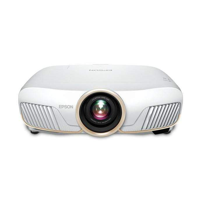 Epson 5050UB 4K PRO-UHD Projector with Advanced 3-Chip Design and HDR10 - Parker Gwen