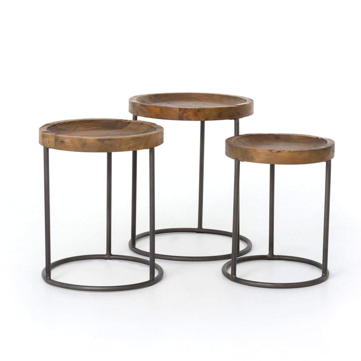Hughes Collection Tristan Nesting Tables - Parker Gwen