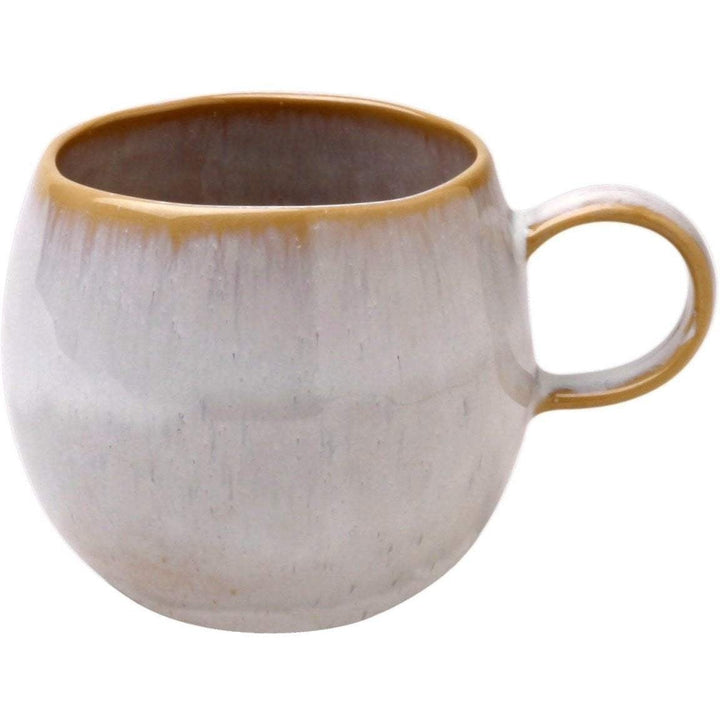 IBIZA Sand COFFEE MUG: Set of 6 - Parker Gwen