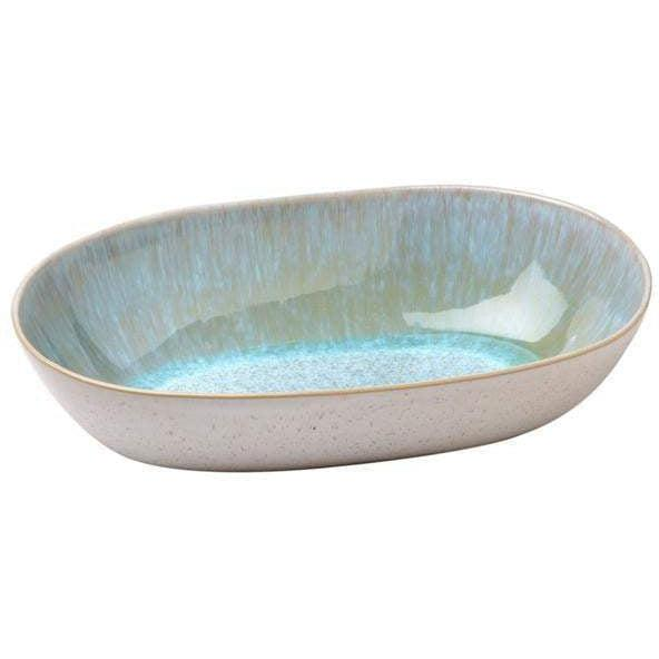 Ibiza Sea Oval Serving Bowl - Parker Gwen