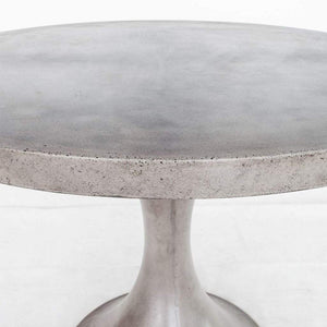 "Isadora 43"" Outdoor Concrete Dining Table - Parker Gwen"