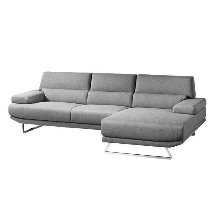 Jenn Modern Sectional with Left or Right Chaise - Parker Gwen