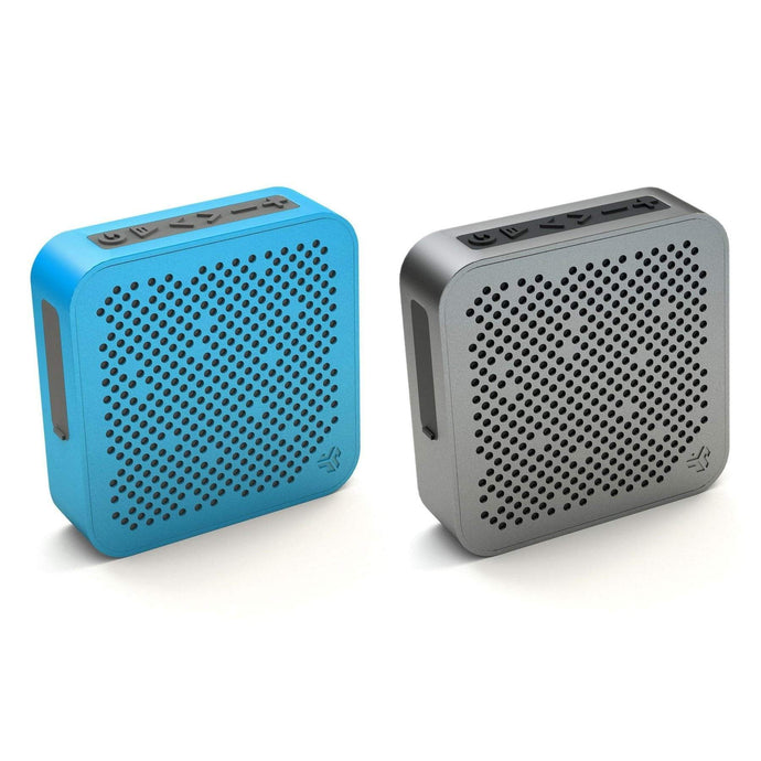 JLab Audio Crasher Mini Portable Bluetooth Speakers with Lightweight Metal Body - Parker Gwen