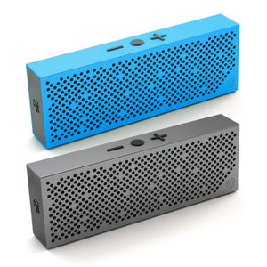 JLab Audio Crasher Slim Portable Bluetooth Speakers with Lightweight Metal Body-Bluetooth Speaker-Parker Gwen