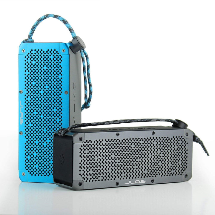 JLab Crasher XL Portable Bluetooth Speaker with Lightweight Metal Body - Parker Gwen
