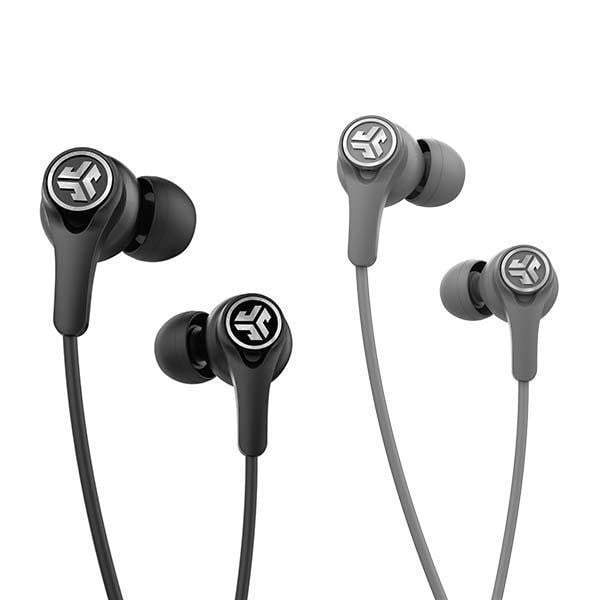 Jlab EPIC EXECUTIVE WIRELESS ACTIVE NOISE CANCELING EARBUDS: Black or Grey - Parker Gwen