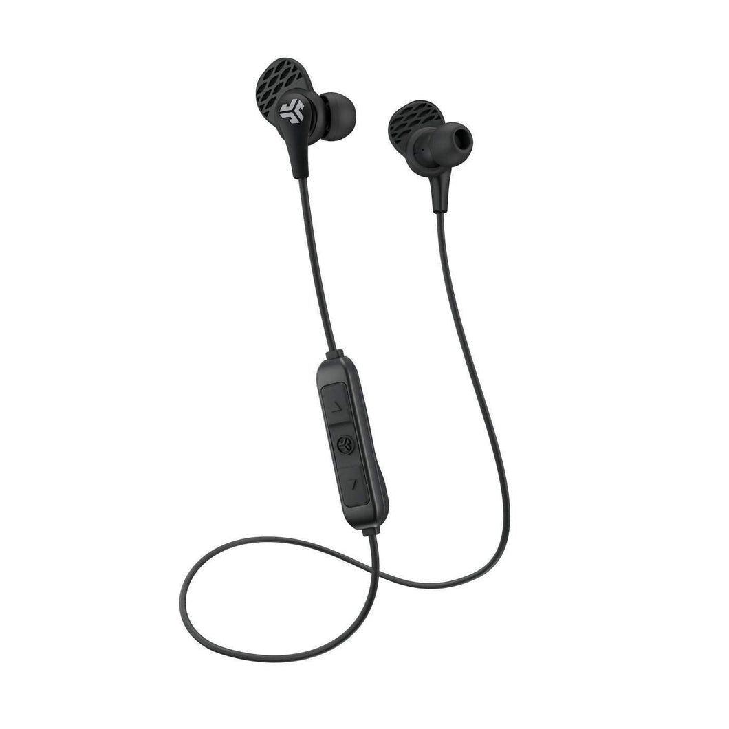 JLab JBuds Pro Bluetooth Earbuds with Universal Mic and Cush Fin Technology-Earbuds-Parker Gwen