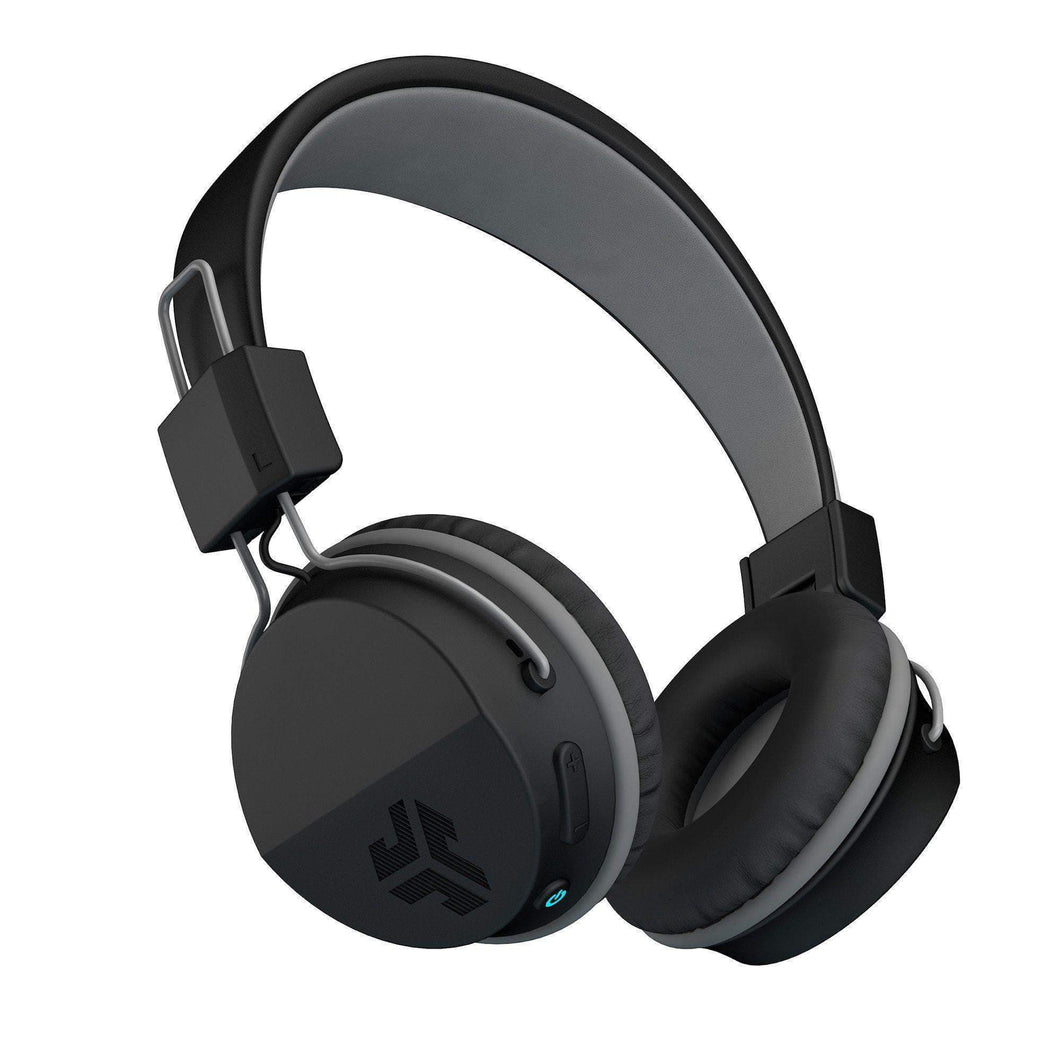 JLab Neon Bluetooth On-Ear Headphones with Universal Mic-Headphone-Parker Gwen