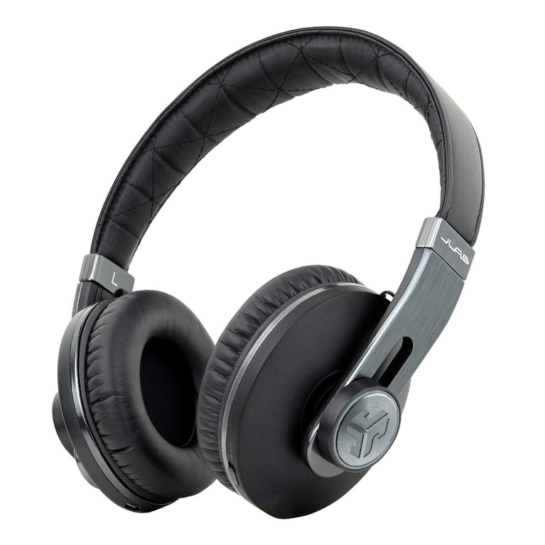 JLab OMNI Premium Over-Ear Bluetooth Headphones with Mic-Headphone-Parker Gwen