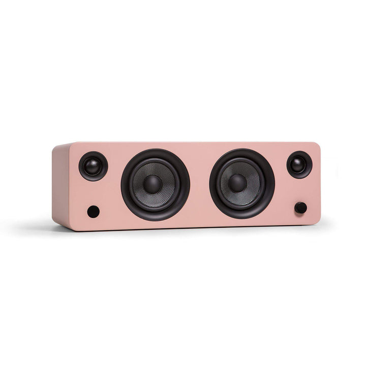 Kanto SYD Powered Speaker with Bluetooth® and Phono Preamp (Matte Pink)
