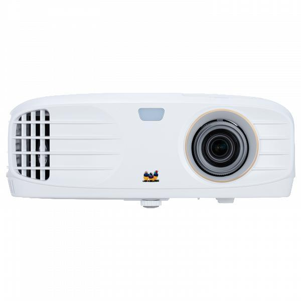Viewsonic P727-4K Ultra HD Projector with SuperColor TruCinema Compatibility-Projector-Parker Gwen