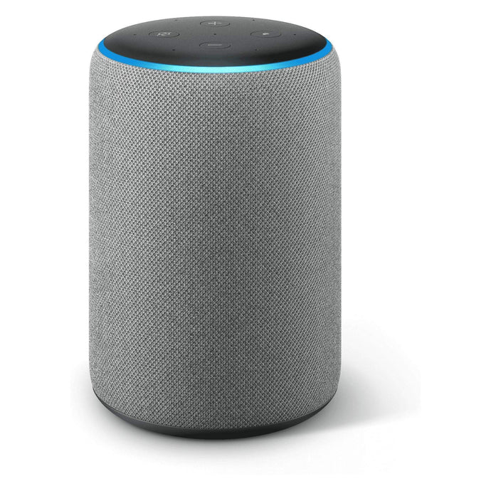 Amazon Echo Plus 2nd Generation: Heather Gray - Parker Gwen