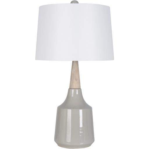 Kent Table Lamp (Gray) - Parker Gwen