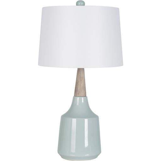 Kent Table Lamp (Pale Blue) - Parker Gwen