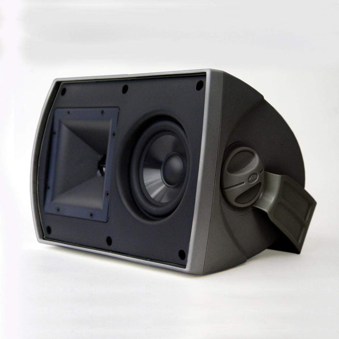 Klipsch AW-525 OUTDOOR SPEAKER: Black or White - Parker Gwen