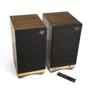 "Klipsch Heritage Wireless-The Sixes 6-1/2"" Powered 2-Way Speakers (Pair) - Parker Gwen"