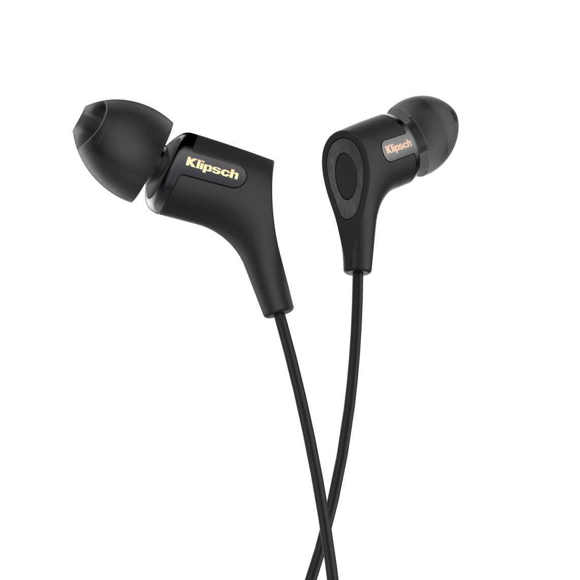 Klipsch R6 II IN-EAR HEADPHONES (Black or White) - Parker Gwen
