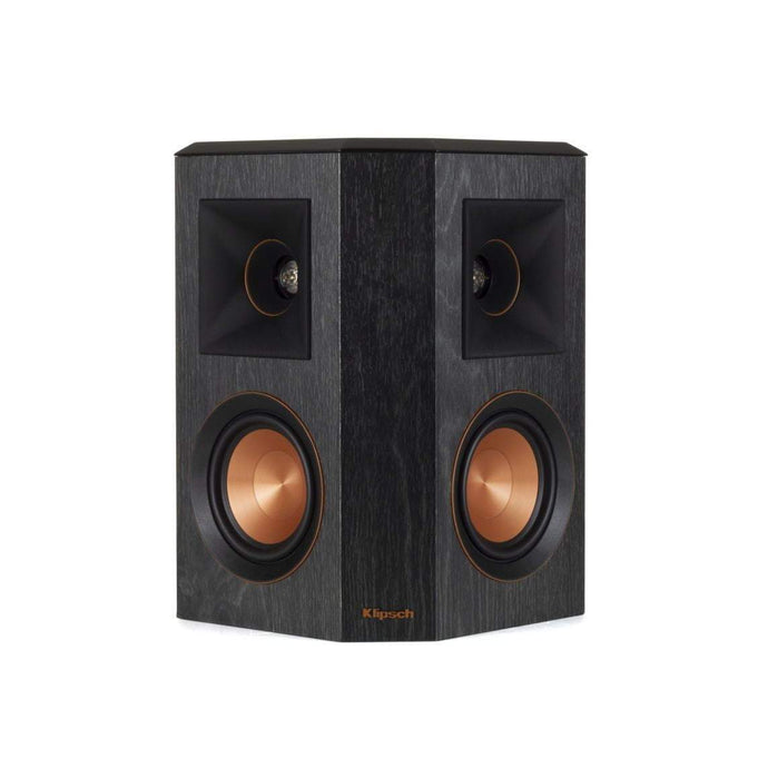 Klipsch Reference Premiere RP-402S SURROUND SOUND SPEAKER PAIR: Black - Parker Gwen