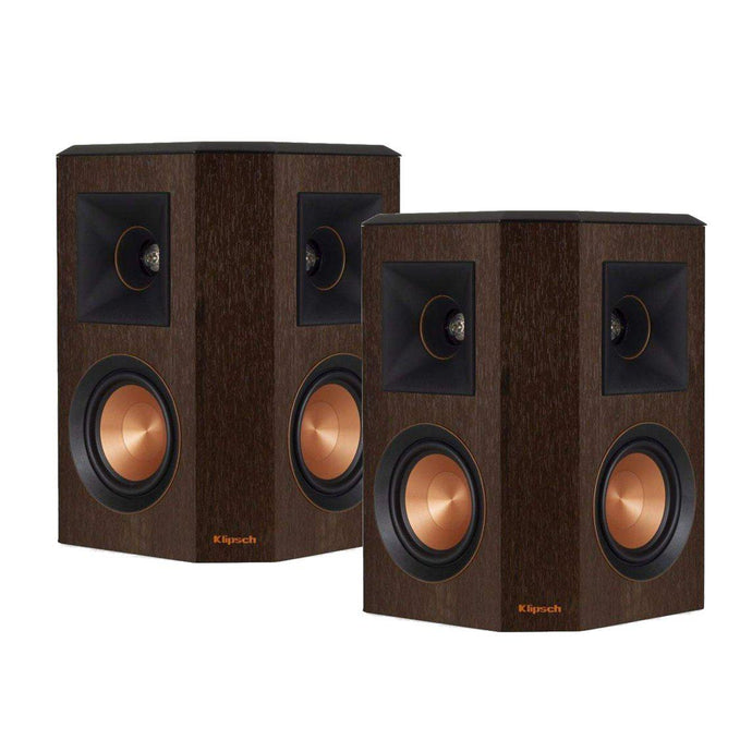 Klipsch Reference Premiere RP-402S Surround Speaker Pair (Walnut)