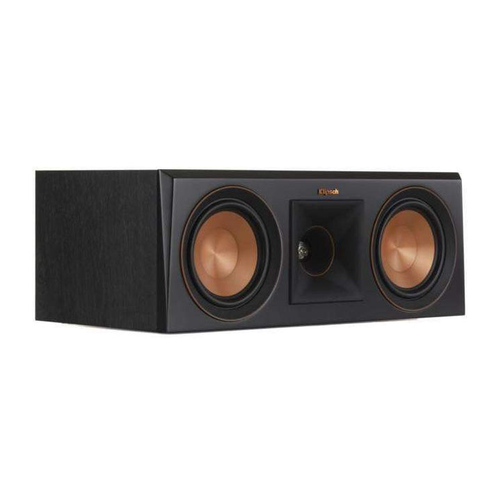 Klipsch Reference Premiere RP-500C CENTER CHANNEL SPEAKER: Black - Parker Gwen