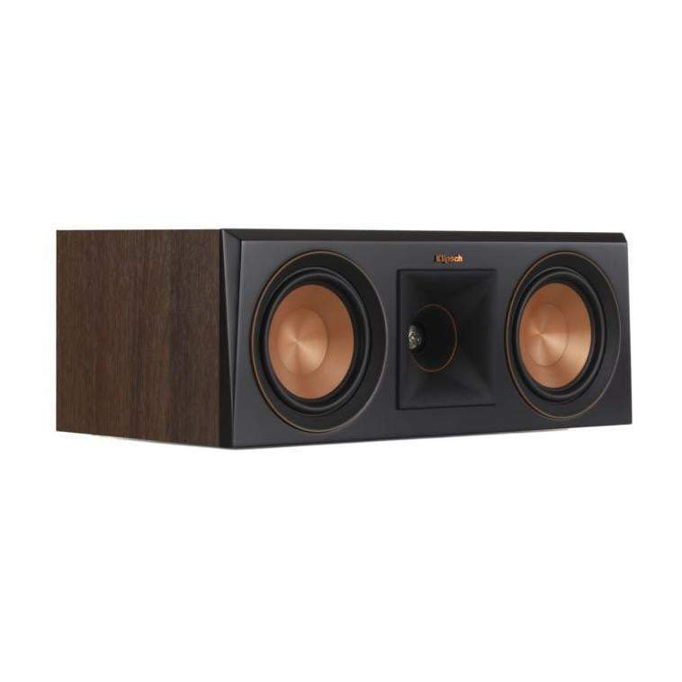 Klipsch Reference Premiere RP-500C CENTER CHANNEL SPEAKER: Walnut - Parker Gwen