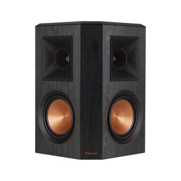 Klipsch RP-502S SURROUND SOUND SPEAKER PAIR: Black-Loudspeaker-Parker Gwen