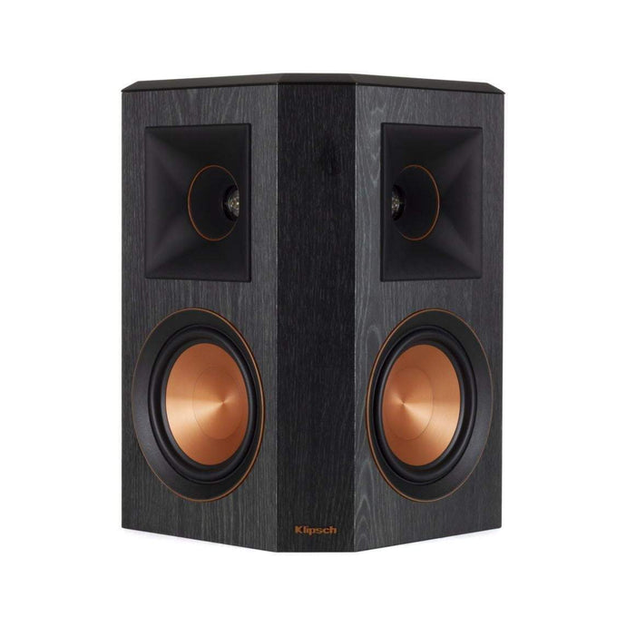 Klipsch Reference Premiere RP-502S SURROUND SOUND SPEAKER PAIR: Black - Parker Gwen