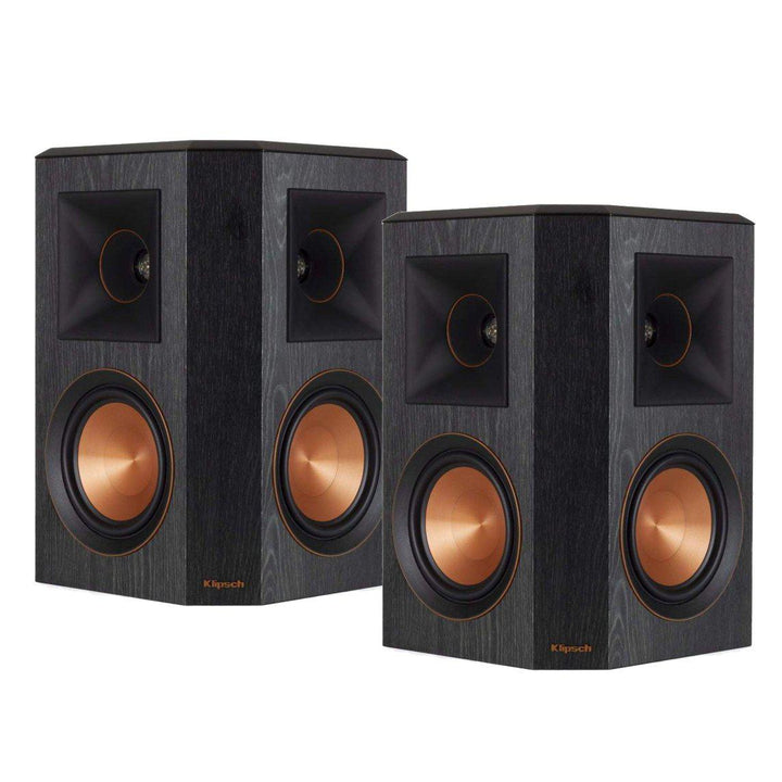 Klipsch Reference Premiere RP-502S Surround Speaker Pair (Ebony)