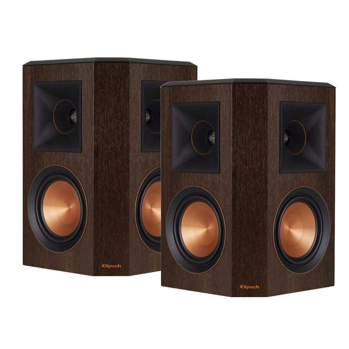 Klipsch Reference Premiere RP-502S Surround Speaker Pair (Walnut)