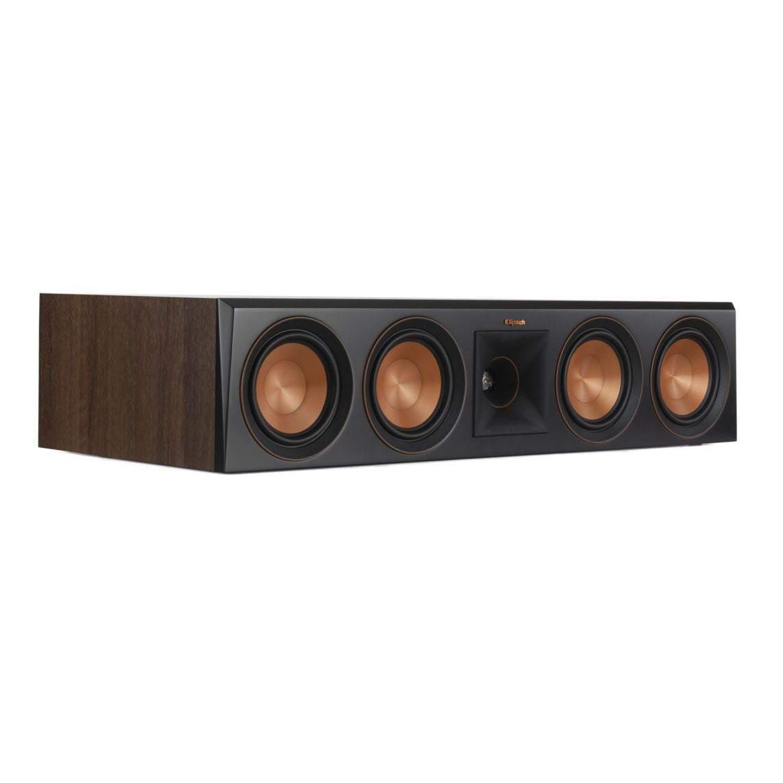 Klipsch Reference Premiere RP-504C CENTER CHANNEL SPEAKER: Walnut - Parker Gwen