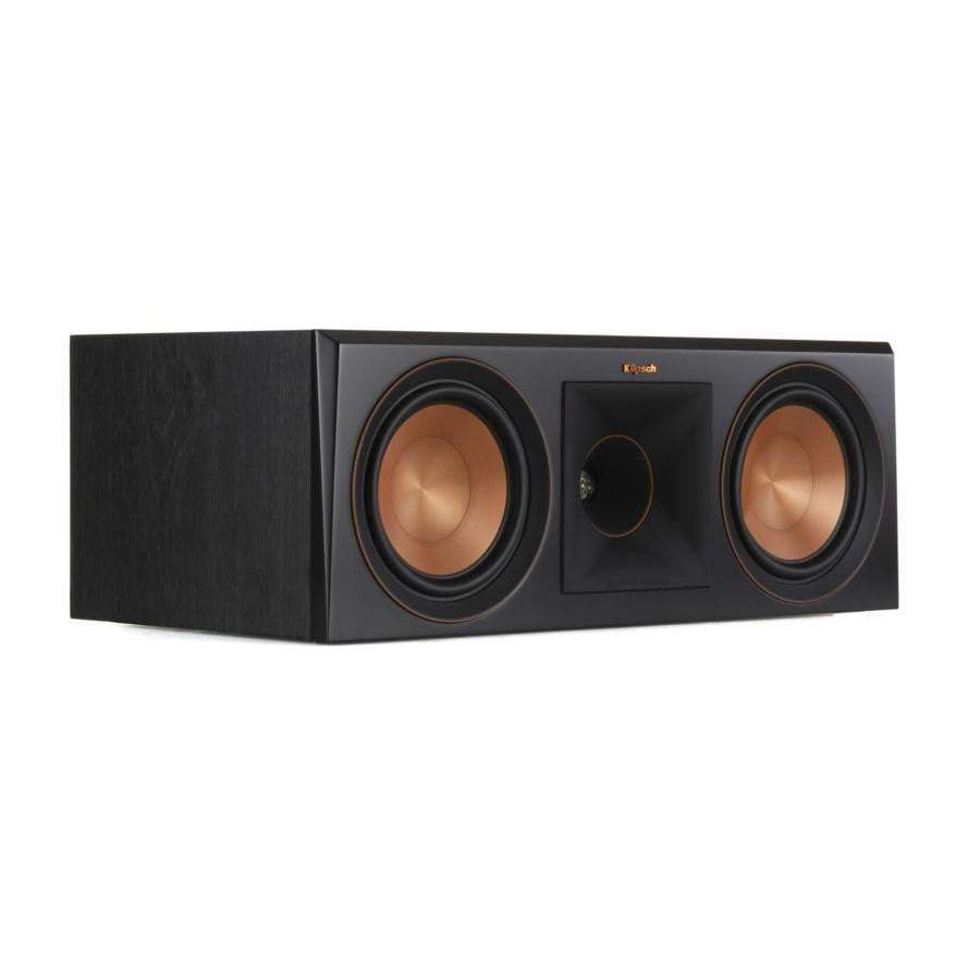 Klipsch Reference Premiere RP-600C CENTER CHANNEL SPEAKER: Black - Parker Gwen