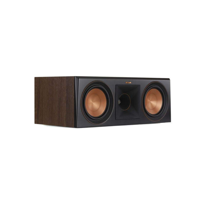 Klipsch Reference Premiere RP-600C CENTER CHANNEL SPEAKER: Walnut - Parker Gwen