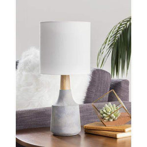 Kent Junior Table Lamp (Denim) - Parker Gwen