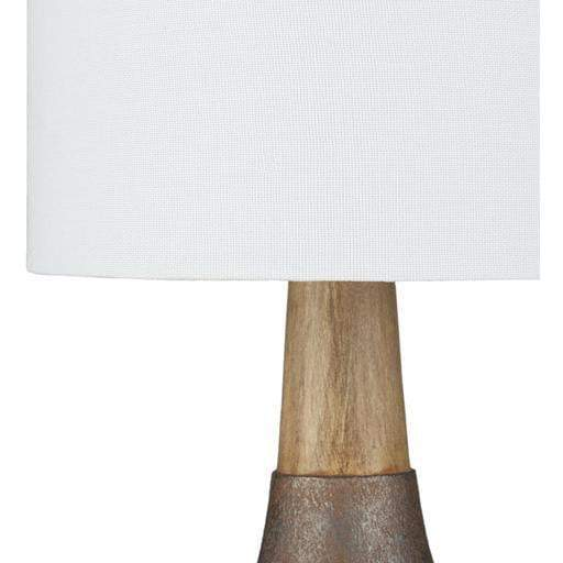 Kent Junior Table Lamp (Oxide Camel) - Parker Gwen