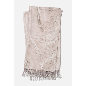 Loloi Nika Throw - Beige/Brown-Throw-Parker Gwen
