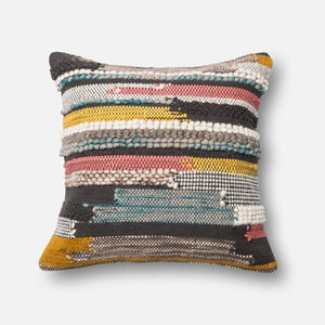 Loloi Throw Pillow - Multi-Pillow-Parker Gwen