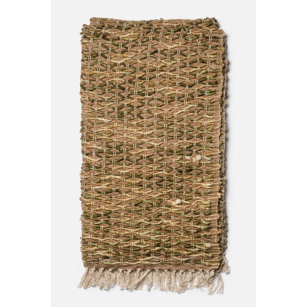 Loloi Xena Throw - Taupe/Multi-Throw-Parker Gwen