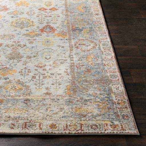 Liverpool Vintage Beauty Rug Collection: Multiple Sizes & Runners - Parker Gwen