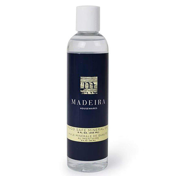 Madeira Cutting Board or Block MINERAL OIL - Parker Gwen