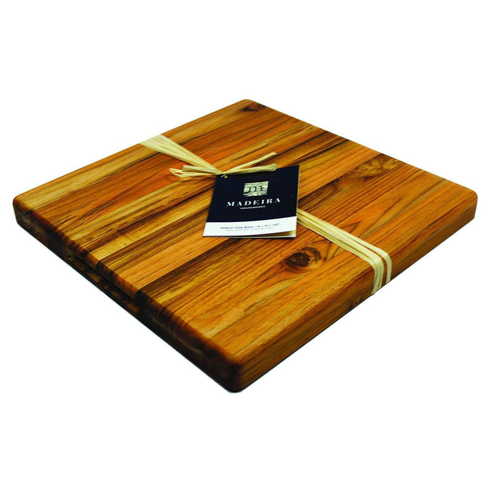 Madeira EDGE GRAIN M CHOP BLOCK Cutting Board - Parker Gwen