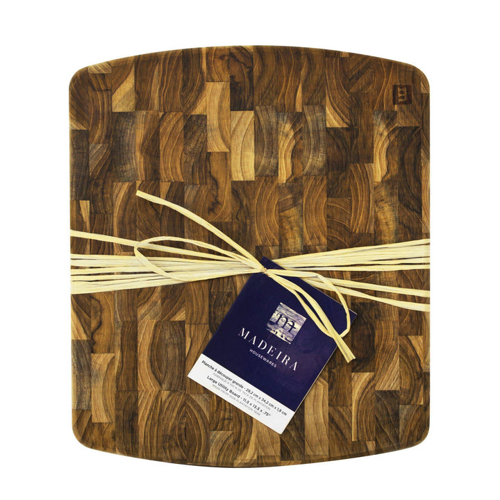 Madeira END GRAIN UTILITY Cutting Board | Cutting Board | parker-gwen