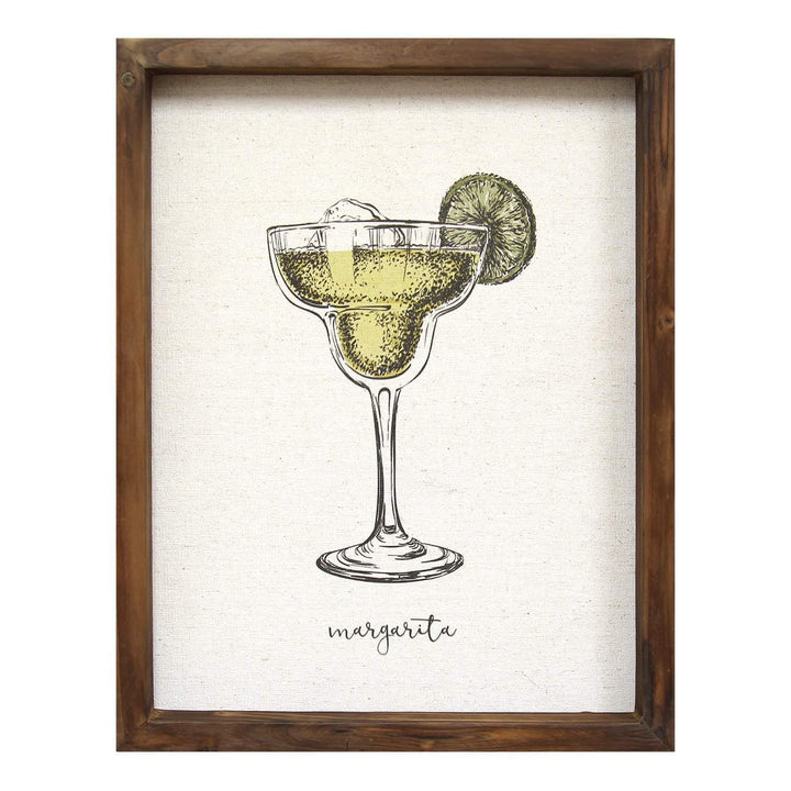 Margarita Wall Art-Wall Accent-Parker Gwen