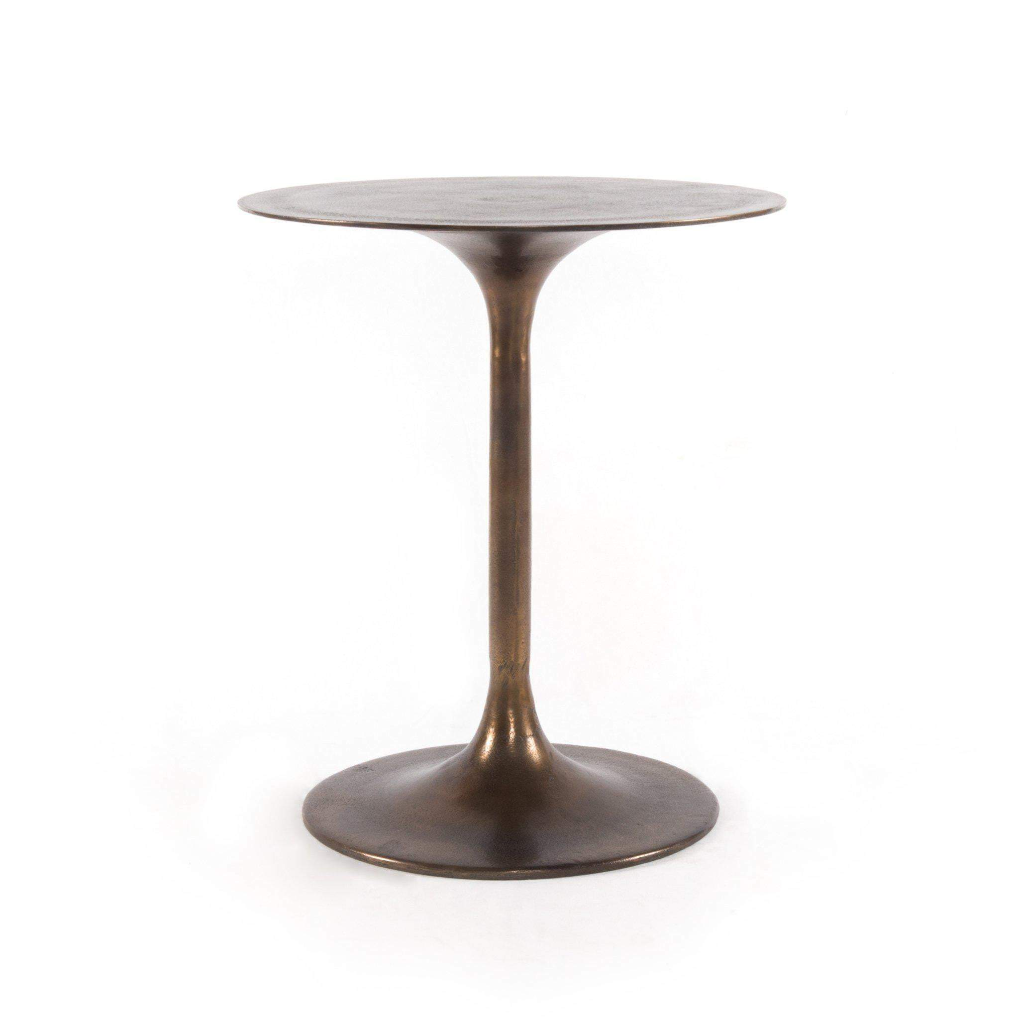 Marlow Collection Tulip Side Table - Parker Gwen