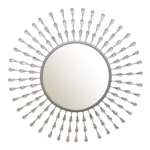 Melissa Tear Drop Mirror-Wall Mirror-Parker Gwen