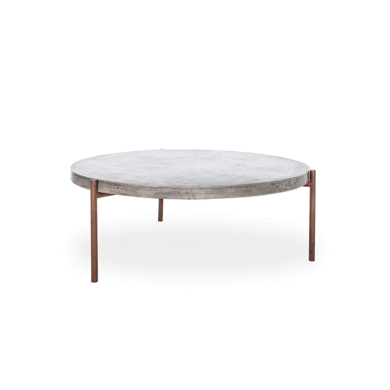 MENDEZ Concrete COFFEE TABLE - Parker Gwen
